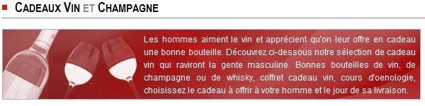 Cave à vins Jassurecesoir, cadeaux vin à offrir à une homme